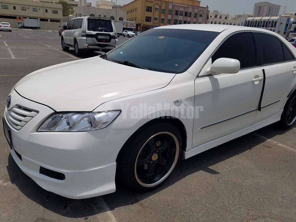 used toyota camry 2009 car for sale in dubai 736828. Black Bedroom Furniture Sets. Home Design Ideas