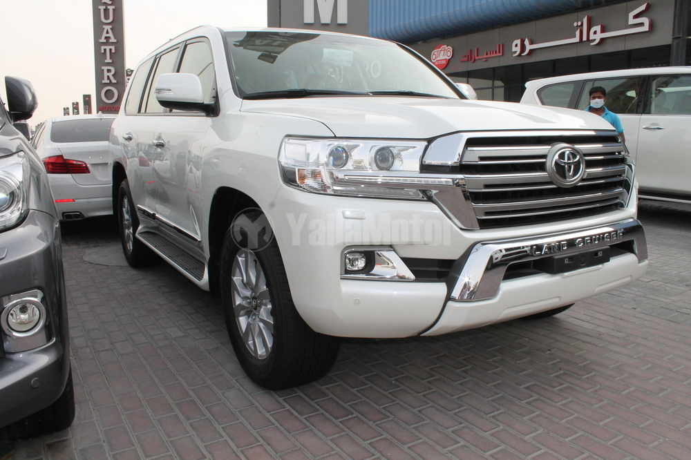 New Toyota Land Cruiser 4 0l Gxr 2017 Car For Sale In Dubai