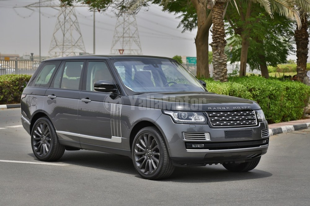 used land rover range rover 5 0l sc sv autobiography lwb 550 ps 2016 car for sale in dubai. Black Bedroom Furniture Sets. Home Design Ideas