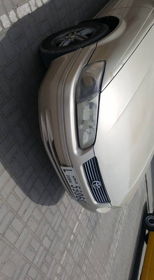 Used Toyota Camry 2001 Car For Sale In Ajman 737798