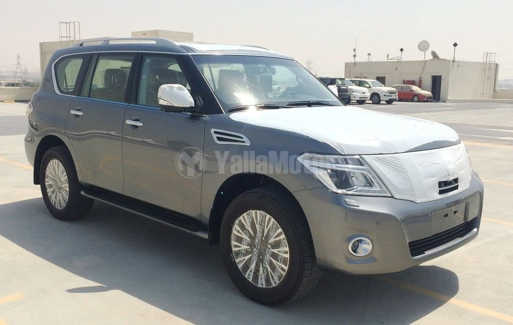 New Nissan Patrol 2017 Car For Sale In Dubai