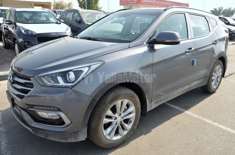 New Hyundai Santa Fe 2 4l Fwd 2017 Car For Sale In Dubai