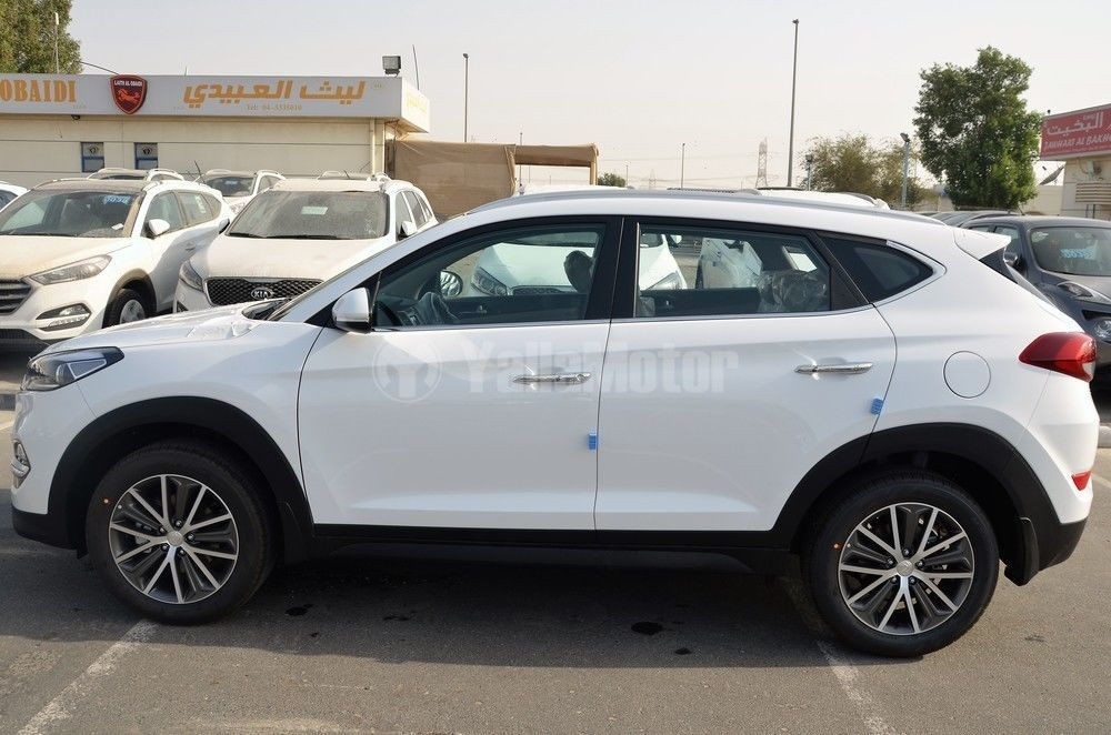 New Hyundai Tucson 2017 Car For Sale In Dubai