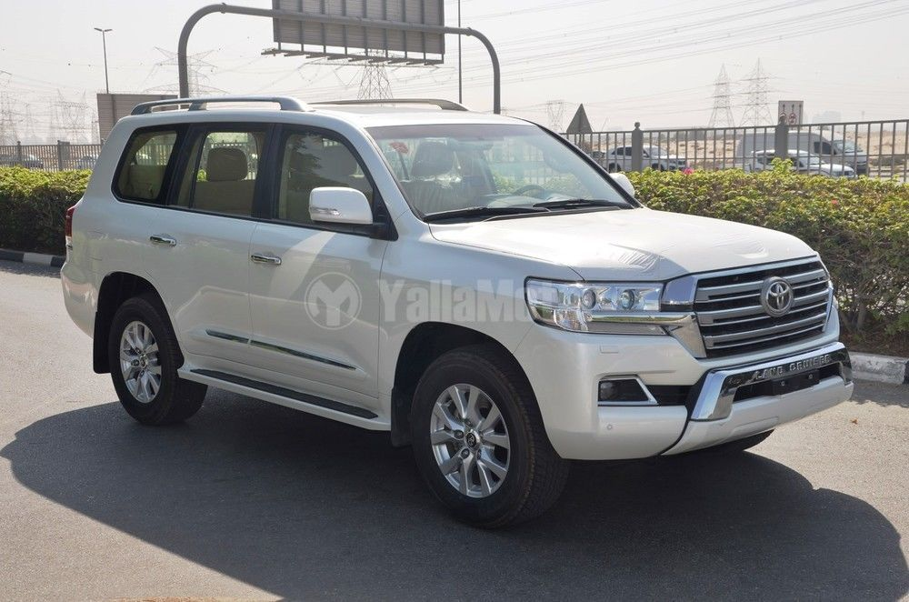 Used Toyota Land Cruiser 4 6 Gxr 2016 Car For Sale In