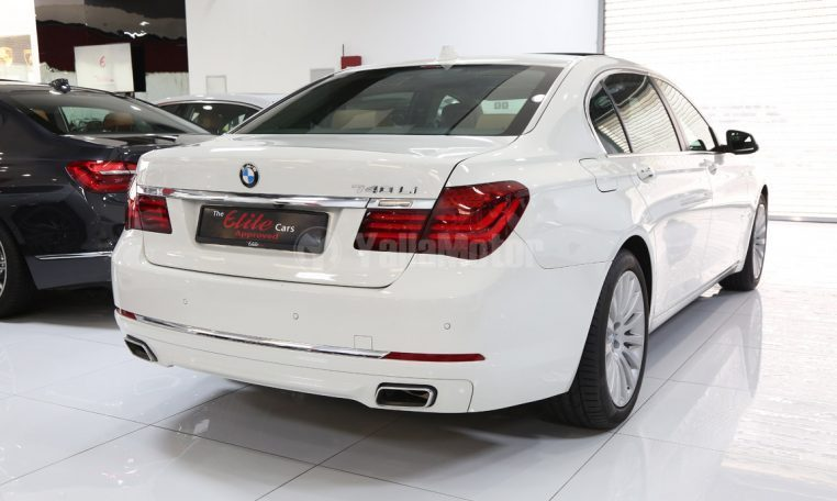 New BMW 7 Series 740Li 2017 Car For Sale In Dubai