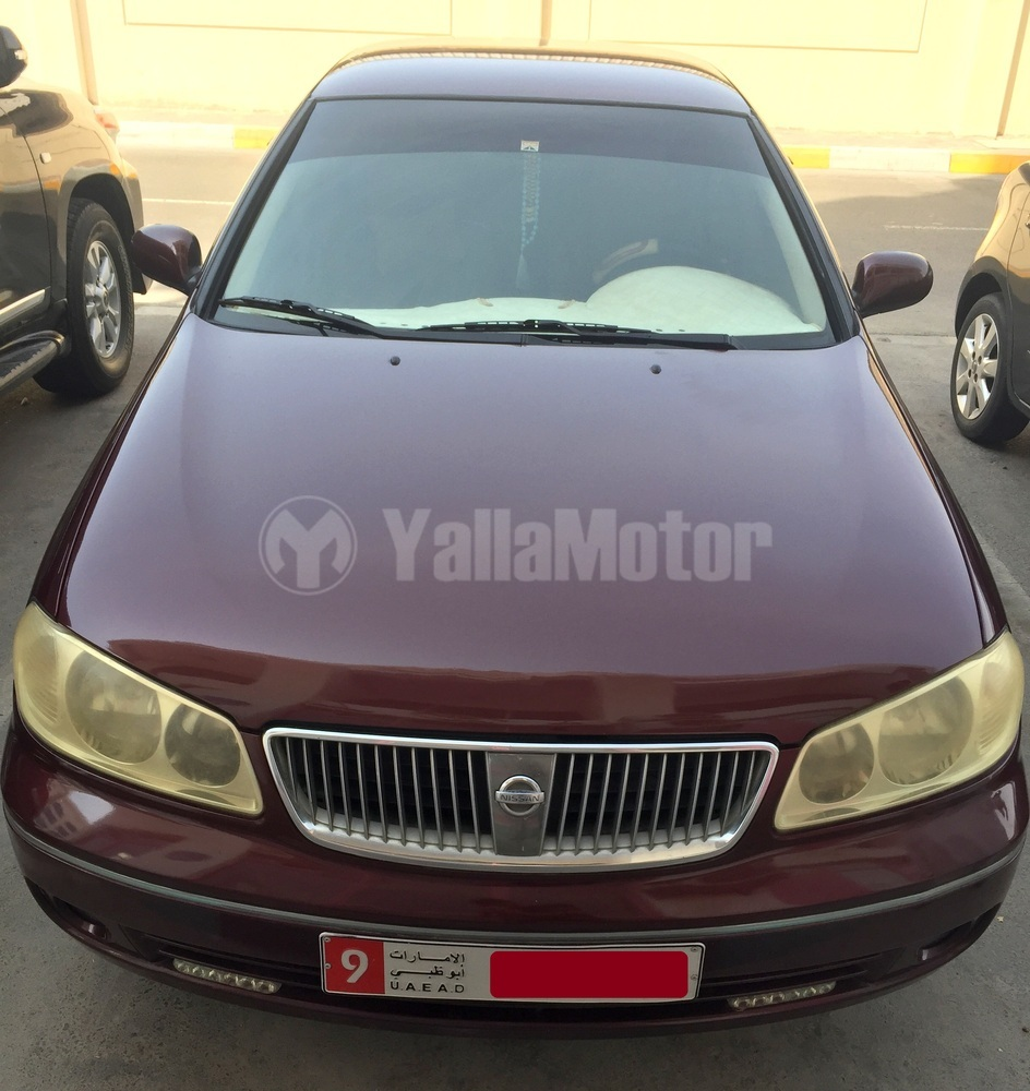 Used Nissan Sunny 2004 Car For Sale In Abu Dhabi 739019