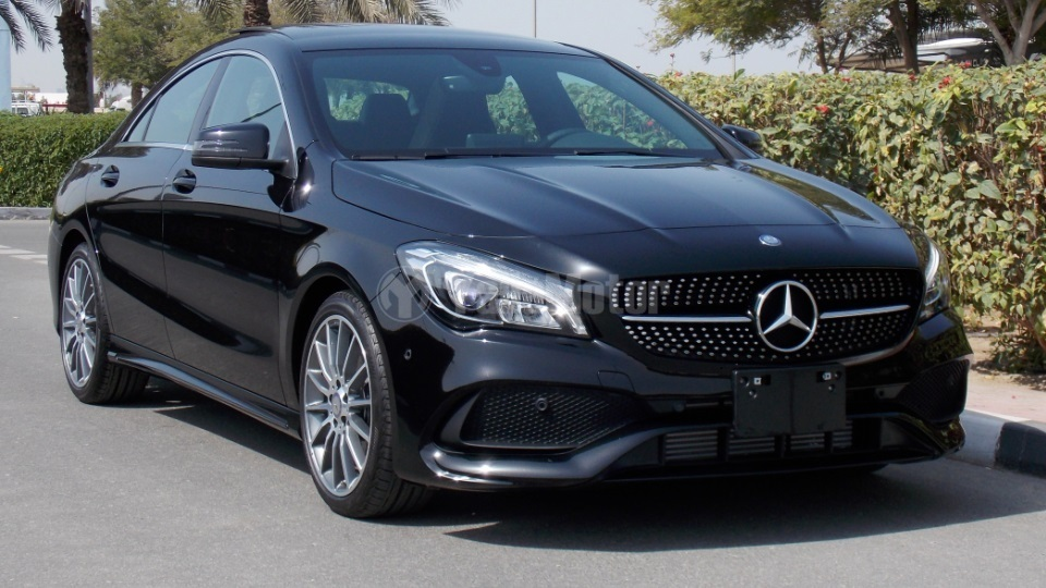 New Mercedes Benz Cla Class Cla 250 2018 Car For Sale In Dubai