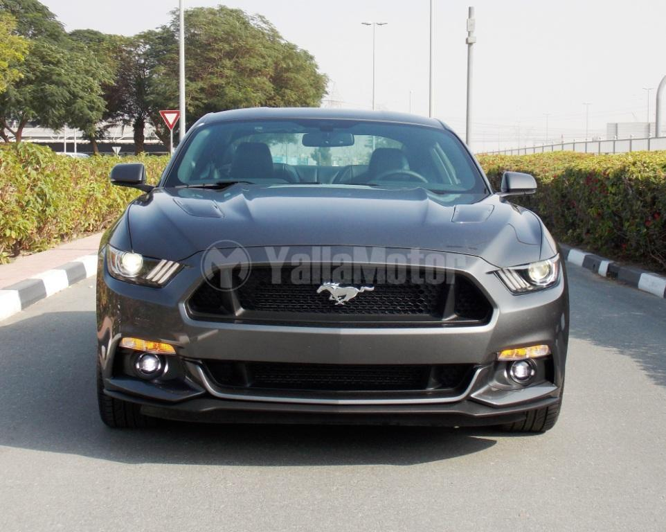 New Ford Mustang Gt 2017 Car For Sale In Dubai