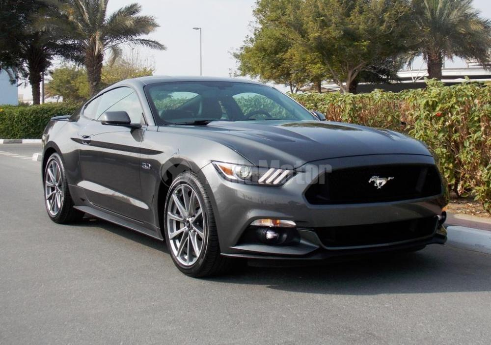 New Ford Mustang Coupe 5 0l Gt Premium 2017 Car For Sale