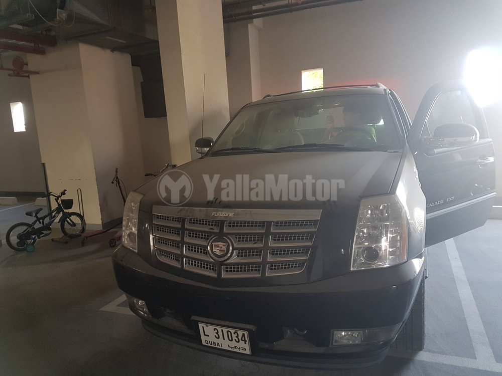 ... Used Cadillac ESCALADE EXT 2010 ...