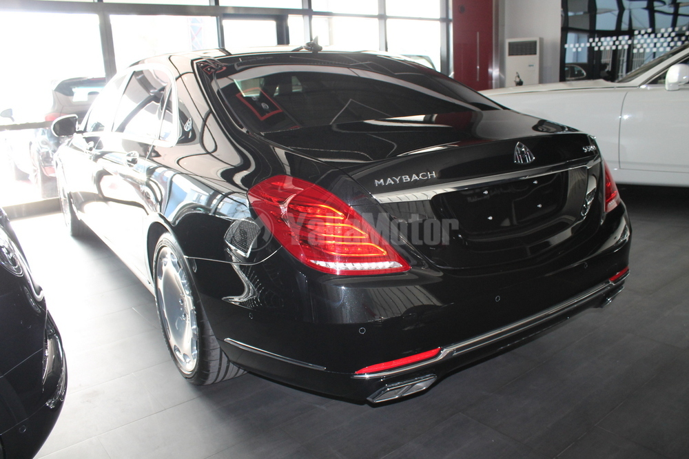 New Mercedes Benz Maybach S500 2017 Car For Sale In Dubai