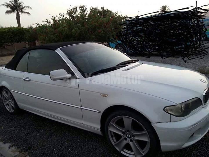 used bmw 3 series convertible 2005 car for sale in dubai. Black Bedroom Furniture Sets. Home Design Ideas