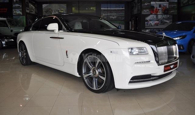 used rolls royce wraith 2015 car for sale in dubai 740101. Black Bedroom Furniture Sets. Home Design Ideas