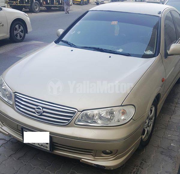 Nissan Sunny Used Car For Sale In Dubai