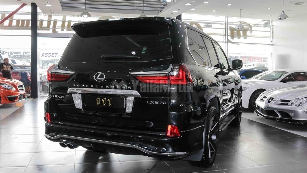 New Lexus Lx Lx 570 Supercharger 2017 Car For Sale In Dubai