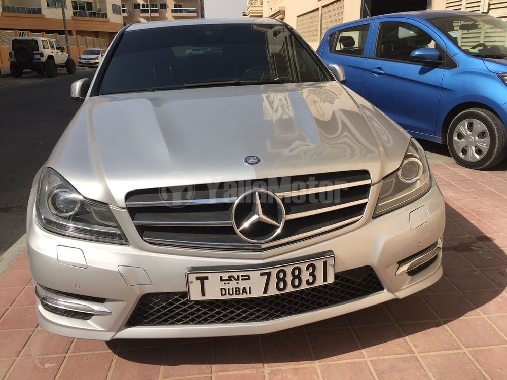 New mercedes benz c class c 350 2012 car for sale in dubai for Mercedes benz c class 350