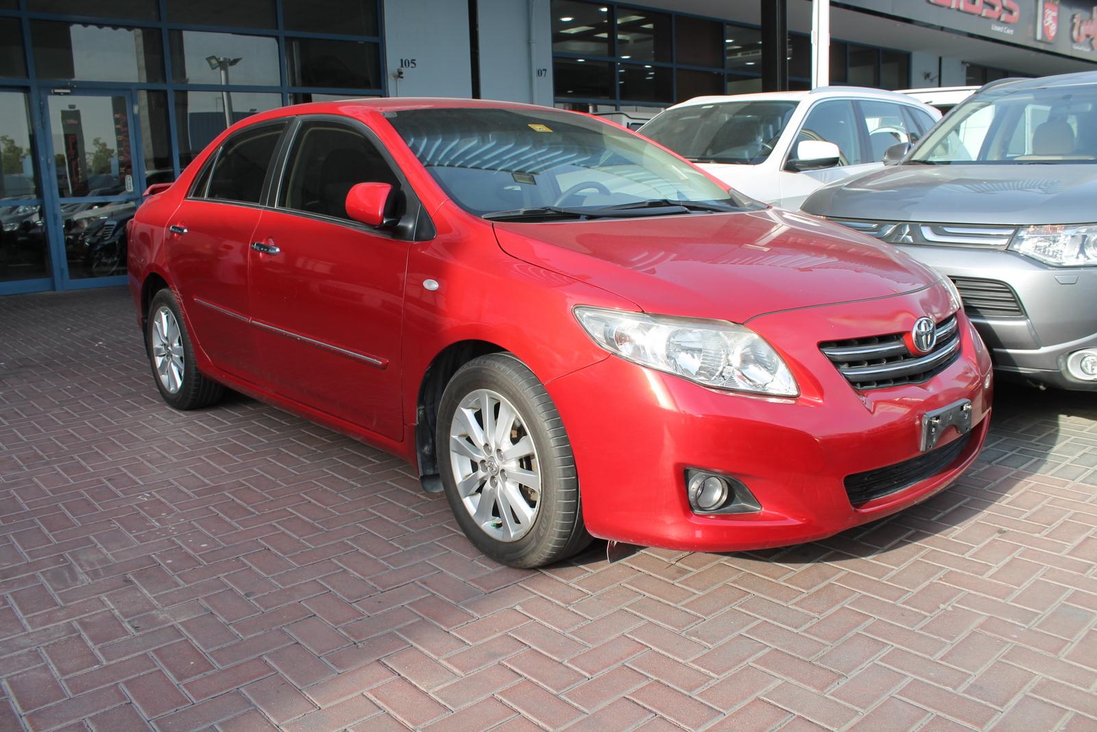 Kekurangan Toyota Corolla 2008 Top Model Tahun Ini