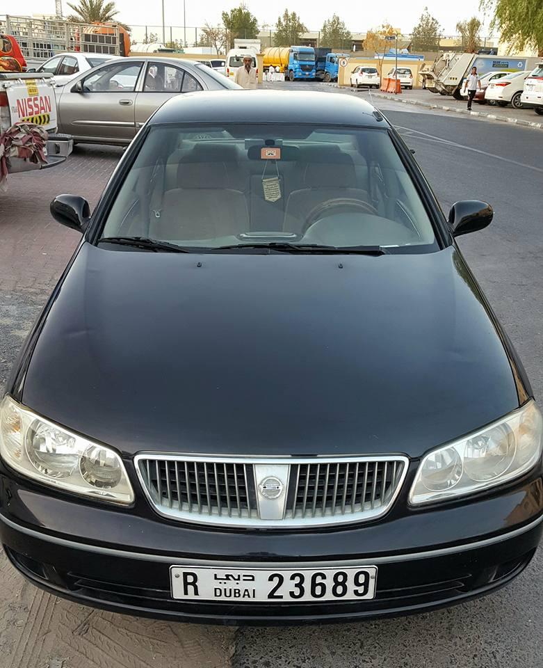 Used Nissan Sunny 2005 Car For Sale In Dubai 742952