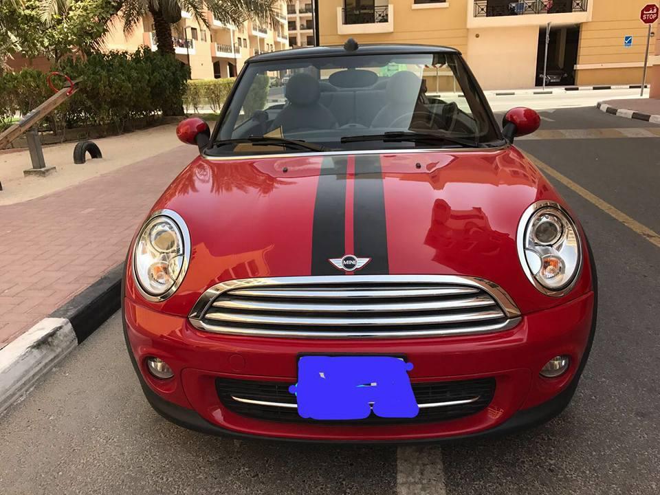 Used Mini Cooper 2014 Car For Sale In Dubai 743174