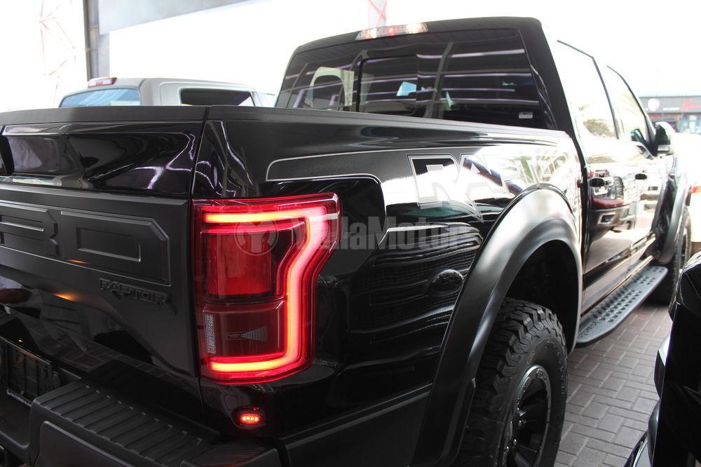 New Ford F 150 6 2l Raptor 2017 Car For Sale In Dubai