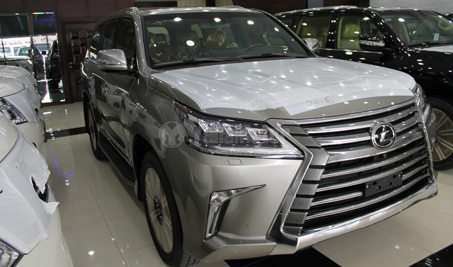 Used Lexus Lx Lx 570 Sportplus 2017 Car For Sale In Dubai