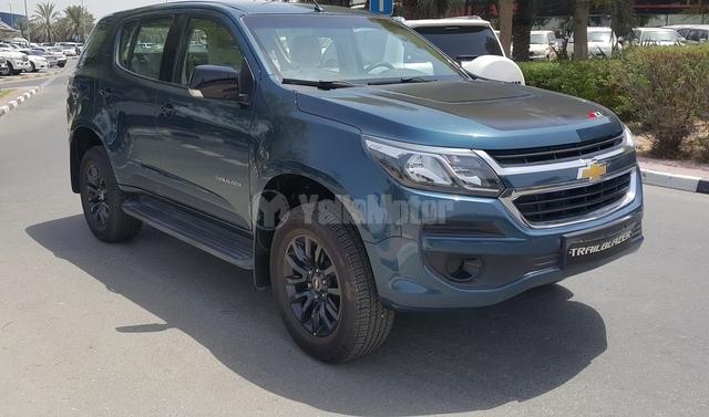 New Chevrolet Trailblazer Lt 4wd Z71 2017