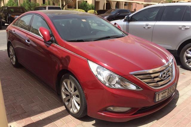 hyundai sonata 2013 red. new hyundai sonata 2013 car for sale in dubai red