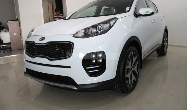 New Kia Sportage Gt Line 2018 Car For Sale In Dubai