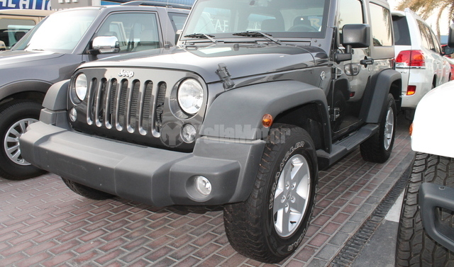 New Jeep Wrangler Sport At 2017 Car For Sale In Kuwait City