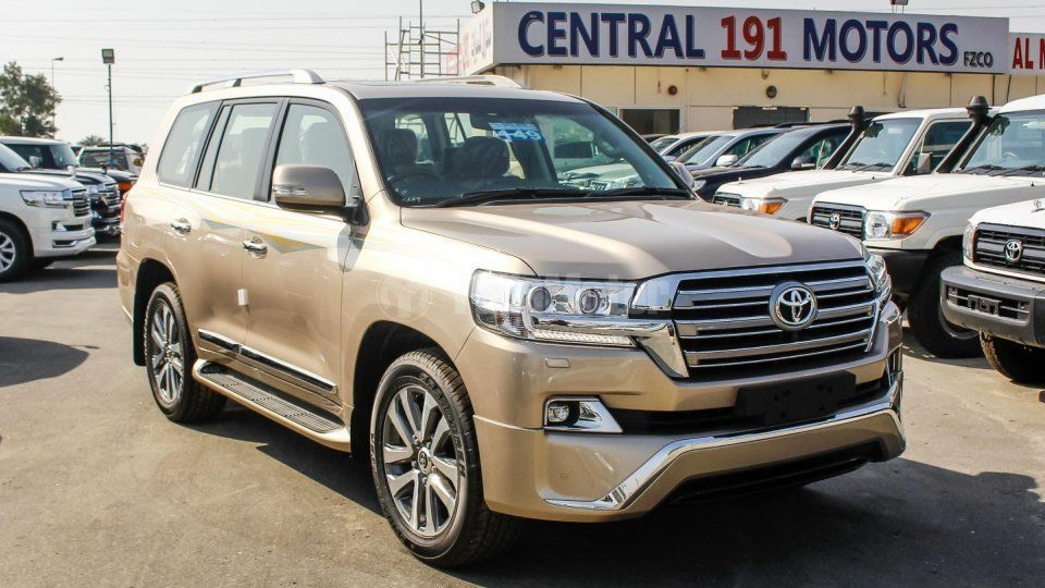 Used Toyota Land Cruiser 2017 Car For Sale In Dubai