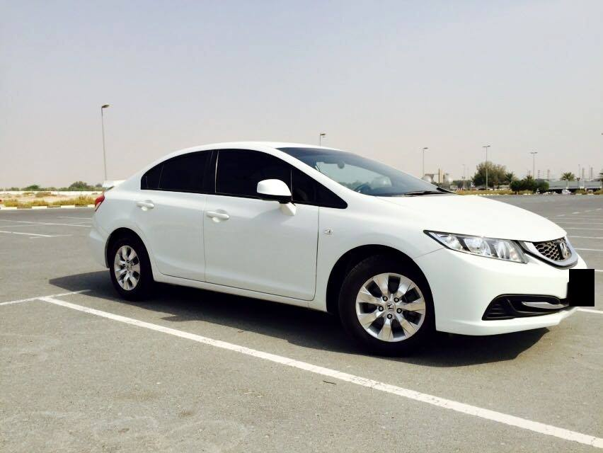 Used Honda Civic 2014 Car For Sale In Dubai 740979