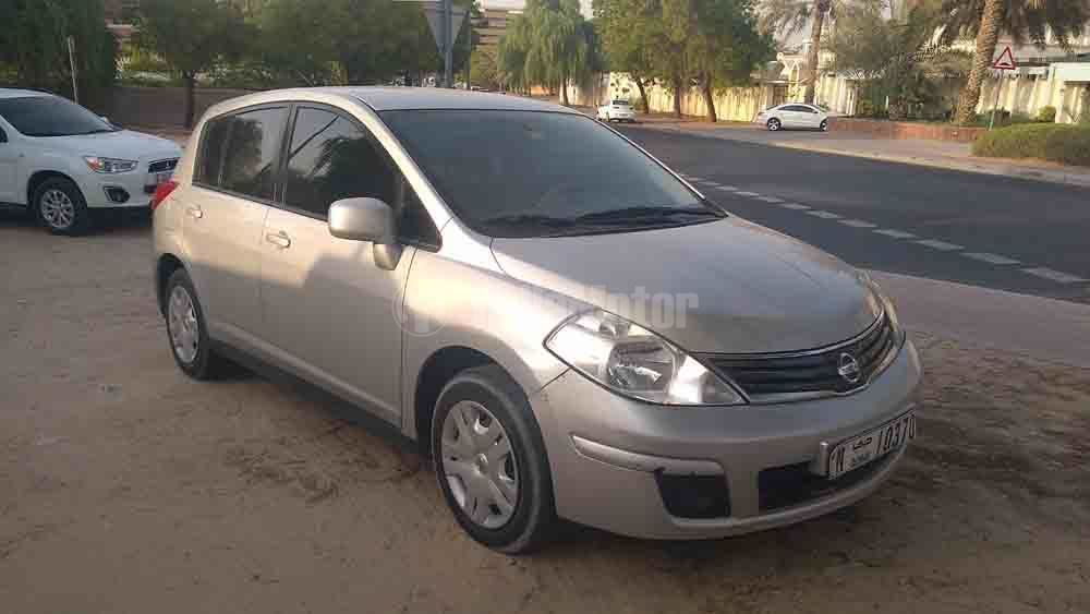 New Nissan Tiida 2012 Car For Sale In Dubai