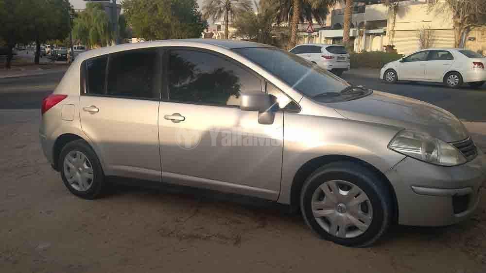 New Nissan Tiida 2012 Car For Sale In Dubai