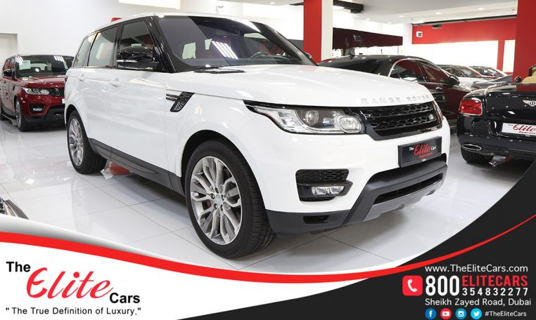 Used Land Rover Range Rover Sport Supercharged 2016 Car