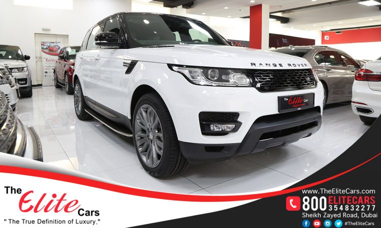Used Land Rover Range Rover Sport 2017 Car For Sale In