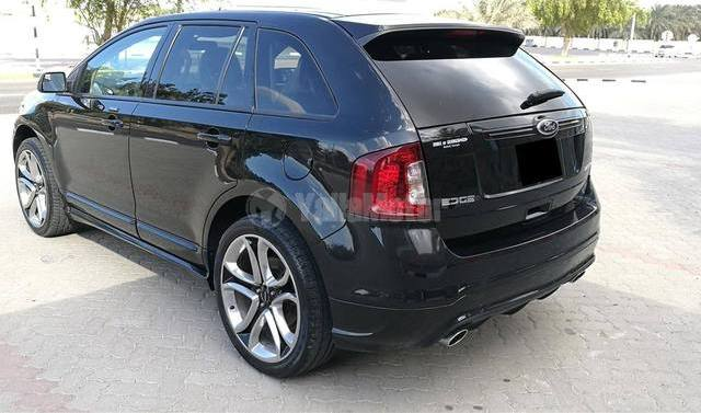 new ford edge 3 7l sport 2013 car for sale in dubai. Black Bedroom Furniture Sets. Home Design Ideas
