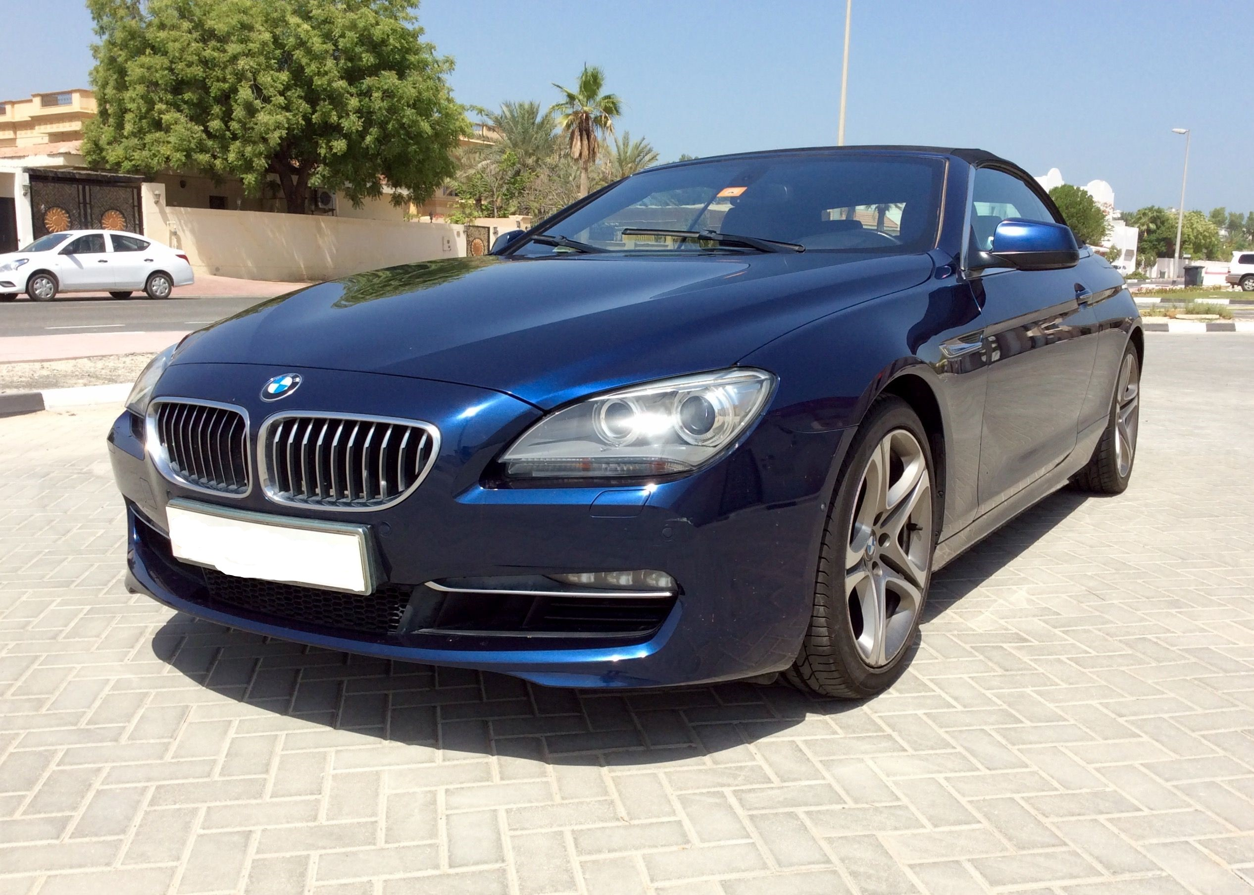 Used Bmw 6 Series Convertible 640i Xdrive 2012 747873