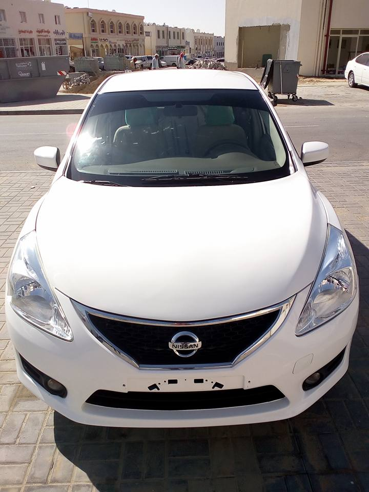 Used Nissan Tiida 2015 Car For Sale In Al Ain 747980