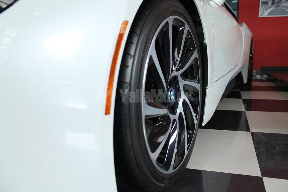 Used Bmw I8 2017 Car For Sale In Dubai 711052