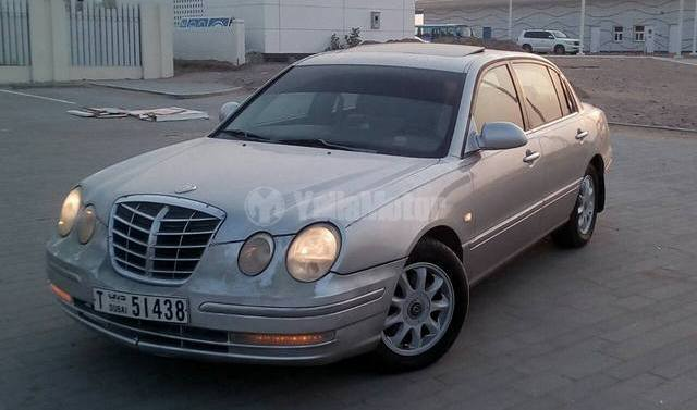 Used Kia Opirus 2006 Car For Sale In Ajman 749169