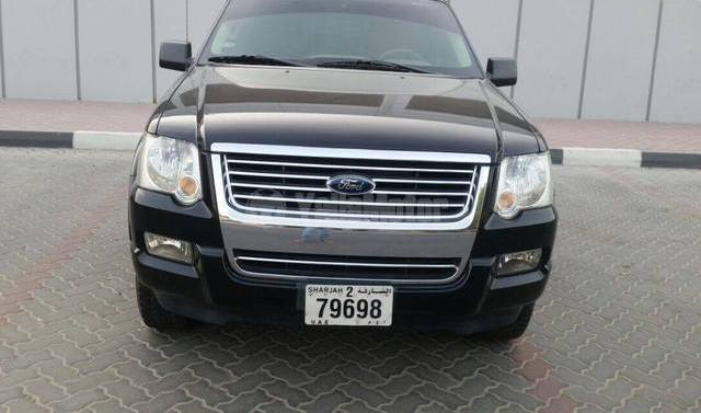 Used Ford Explorer 2010 Car For Sale In Sharjah 749326