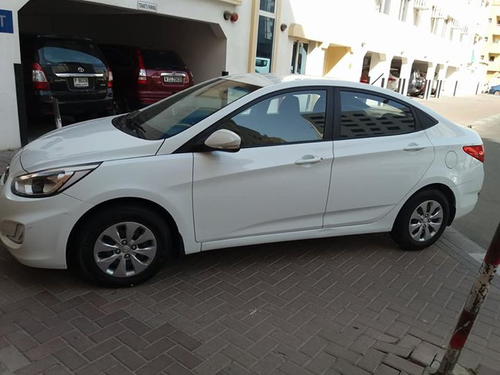 Used Hyundai Accent 2017 Car For Sale In Dubai 749484