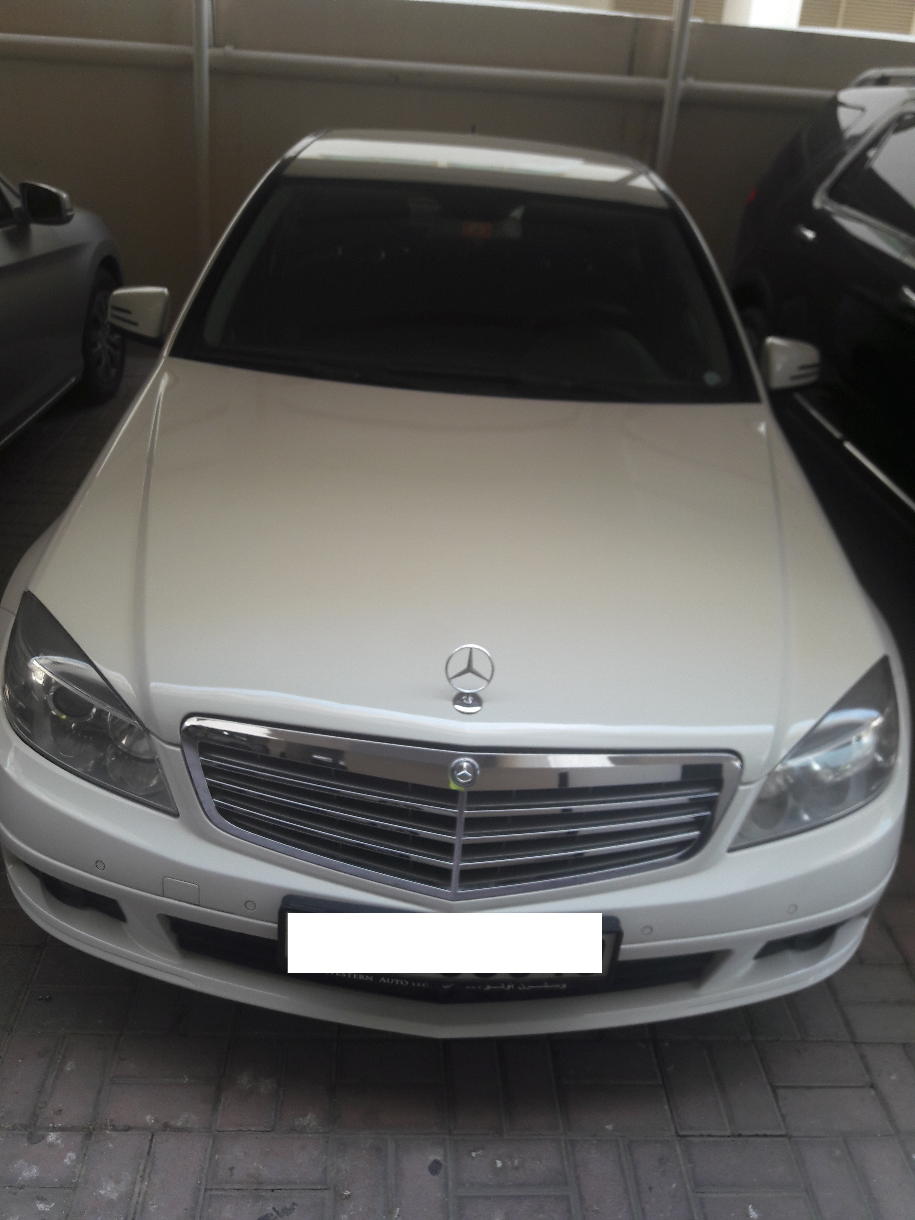 Used Mercedes Benz C Class C 180 2010 746136
