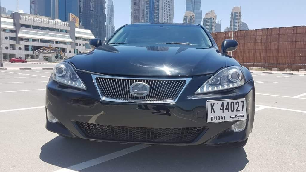 Used Lexus Is 250 F 2007 Car For Sale In Ajman 746179