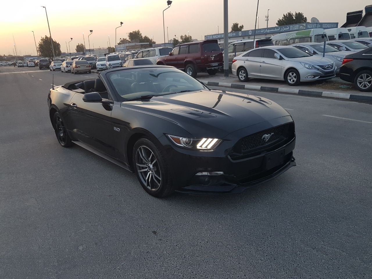Used Ford Mustang Gt 2016 746555 Yallamotor Com