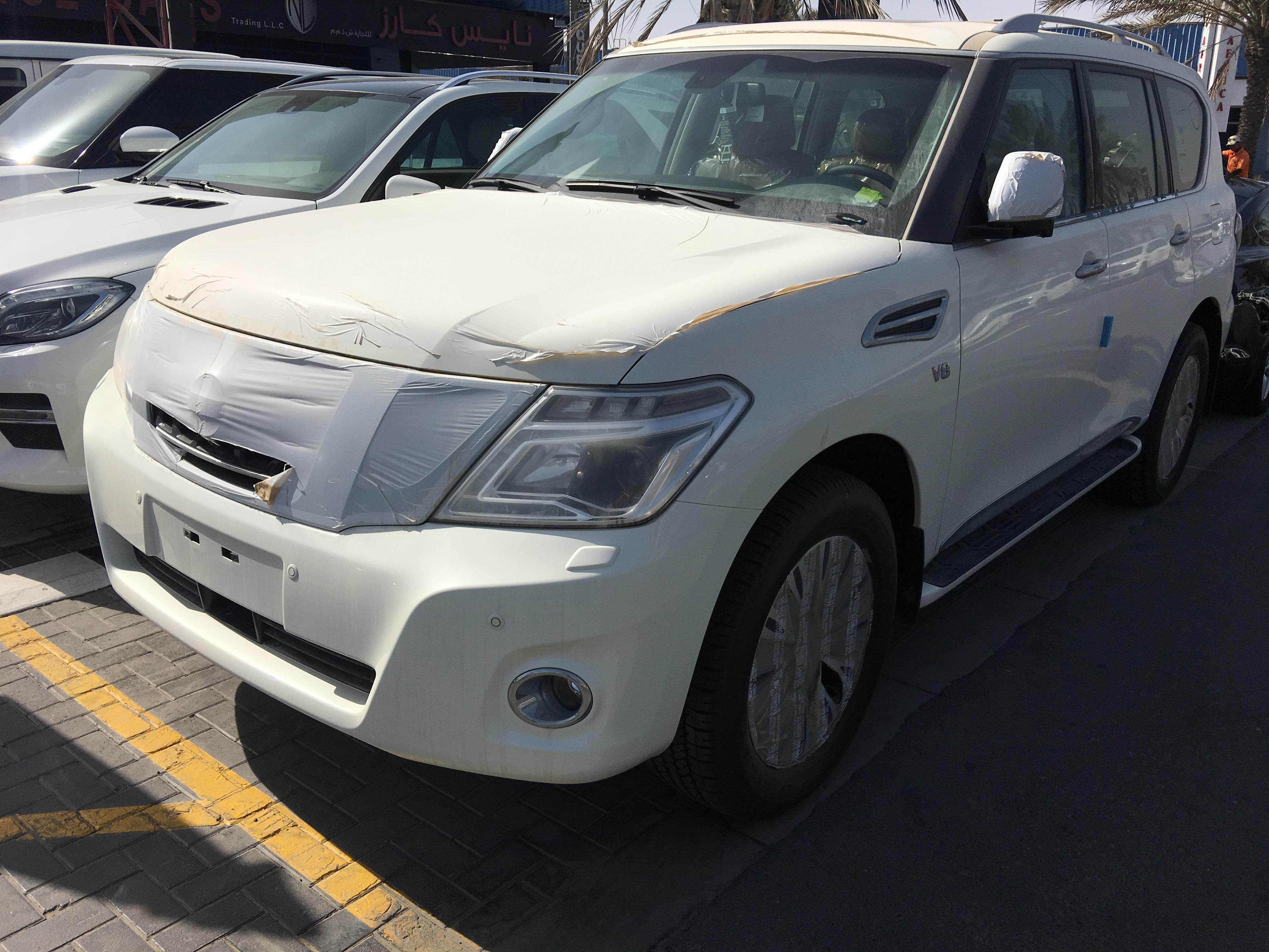 Used Nissan Patrol 5 6l Le 2017 746672 Yallamotor Com