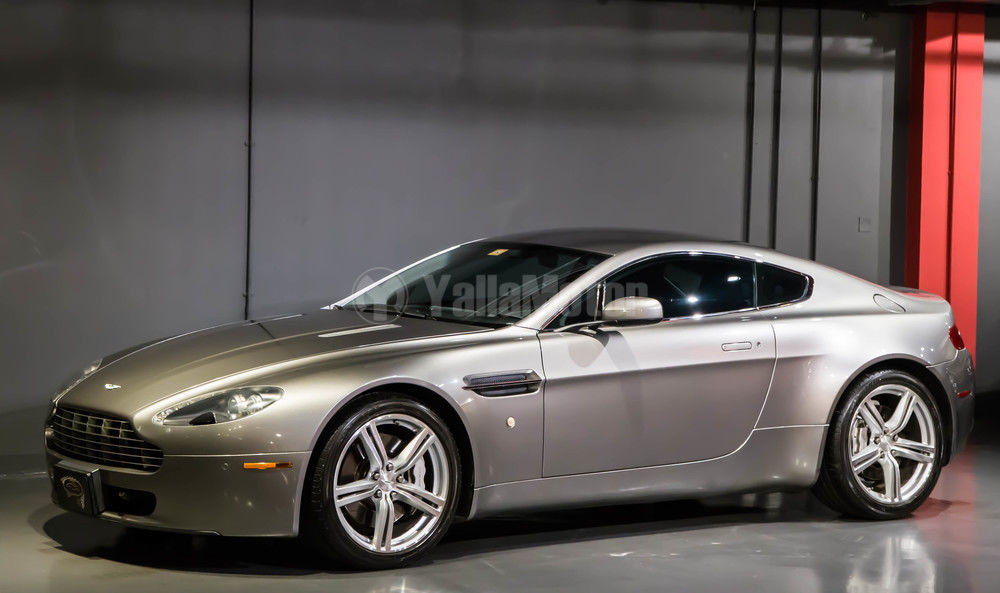 Used Aston Martin Vantage V8 A/T 2009 Car for Sale in Dubai ...