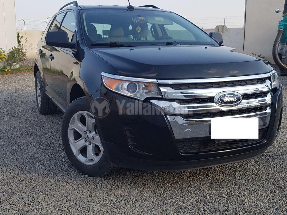used ford edge 3 5l v6 se awd 2014 car for sale in muscat 772716. Black Bedroom Furniture Sets. Home Design Ideas
