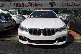 New BMW 7 Series 740Li 2018 Car For Sale In Dubai