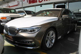 New BMW 7 Series 740Li 2018 Car For Sale In Dubai